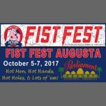 Fist Fest East à Augusta du  5 au  8 octobre 2017 (Festival Gay, Bear)