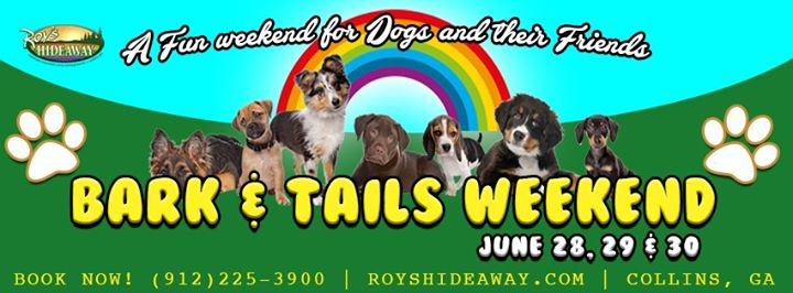 Bark and tails weekend en Collins del 28 al 30 de junio de 2019 (Festival Gay, Oso)