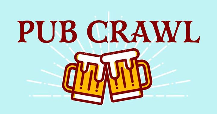 New Orleans Pride Pub Crawl in New Orleans le Sa 23. November, 2019 19.00 bis 22.00 (After-Work Gay, Lesbierin, Transsexuell, Bi)