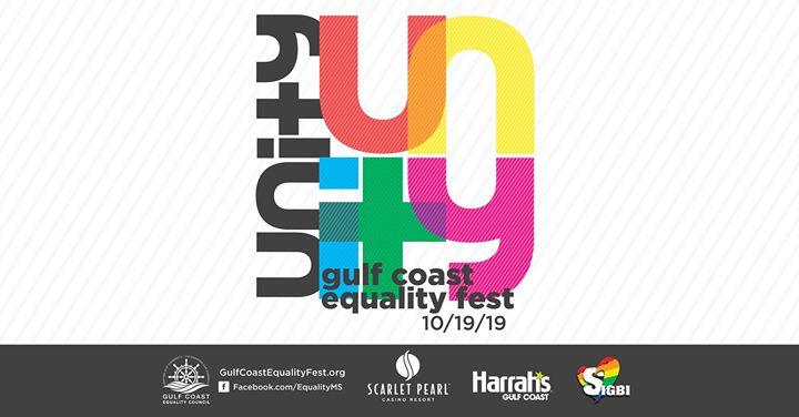 Gulf Coast Equality Fest 2019 a Biloxi le sab 19 ottobre 2019 11:00-18:00 (Festival Gay, Lesbica, Trans, Bi)