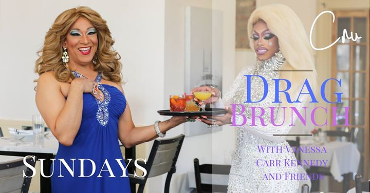 Drag Brunch with Vanessa Carr Kennedy and Friends in New Orleans le Sun, July 21, 2019 from 11:00 am to 03:00 pm (Brunch Gay, Lesbian, Trans, Bi)