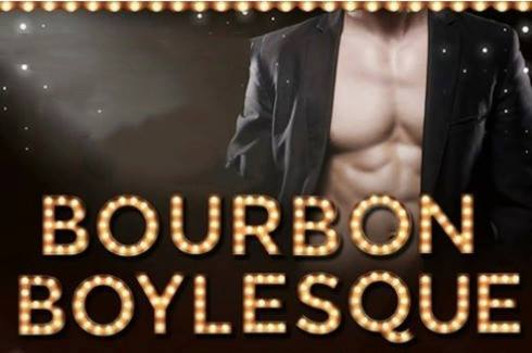 Bourbon Boylesque en New Orleans le mar 19 de noviembre de 2019 21:00-22:30 (After-Work Gay)