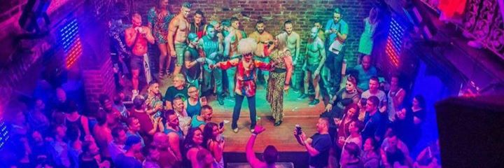 The Oz Strip Off - Sponsored by Swiss Navy in New Orleans le Do 24. Oktober, 2019 23.00 bis 04.00 (Clubbing Gay)