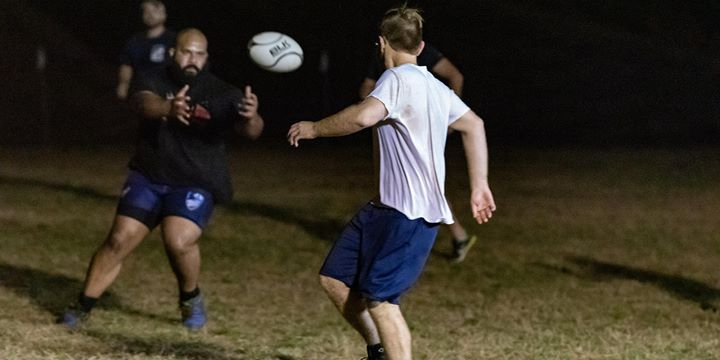 Rugby Practice in Charlotte le Tue, November 12, 2019 from 07:00 pm to 09:00 pm (Sport Gay, Hetero Friendly, Bi)
