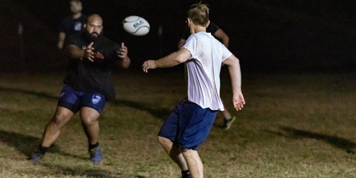 Rugby Practice en Charlotte le jue 31 de octubre de 2019 19:00-21:00 (Deportes Gay, Hetero Friendly, Bi)