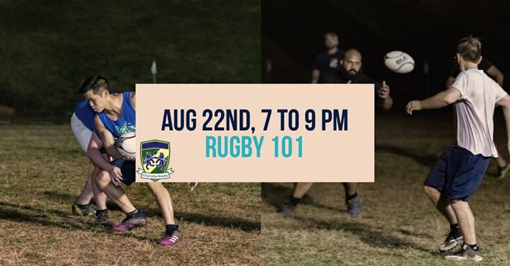 Rugby Rush (Multiple Events) in Charlotte le Fri, August 23, 2019 from 05:00 pm to 07:00 pm (Sport Gay, Hetero Friendly, Bi)