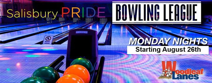 Pride Bowling Fall Season 2019 a Salisbury le lun 18 novembre 2019 19:00-21:30 (Incontri / Dibatti Gay, Lesbica, Trans, Bi)