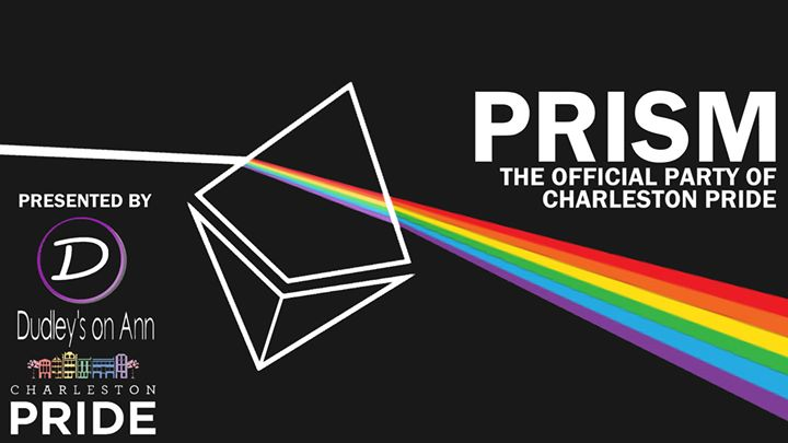 Prism: The Official Party of Charleston Pride 2019 en Charleston le sáb 14 de septiembre de 2019 19:00-23:00 (Clubbing Gay, Lesbiana, Trans, Bi)