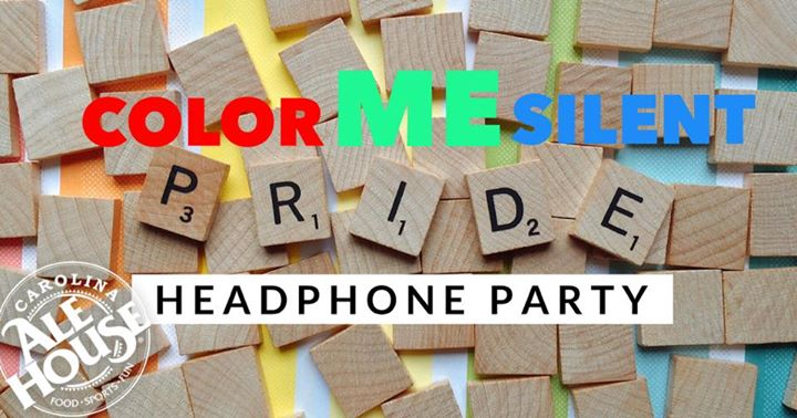 Color ME Silent Headphone Party em Charleston le sex, 13 setembro 2019 22:00-13:30 (Festival Gay, Lesbica, Trans, Bi)