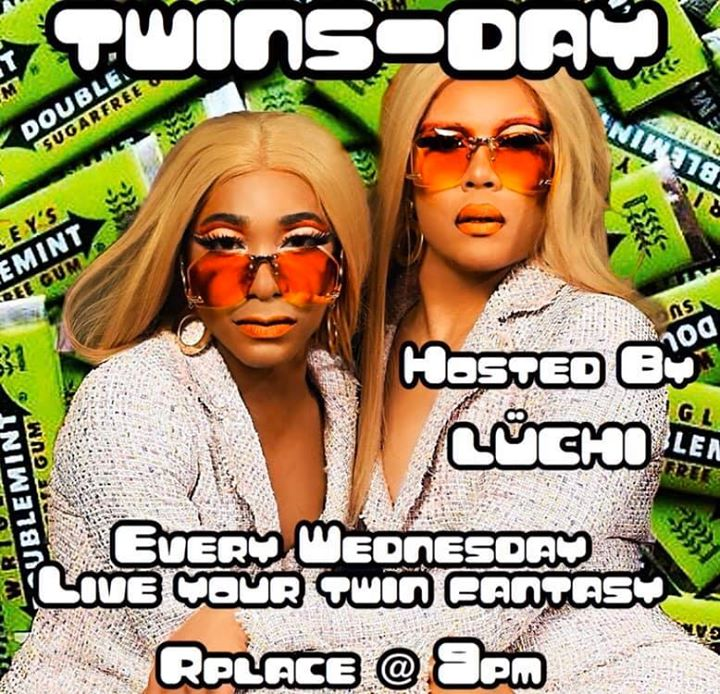 Twinsday's Wednesday's w/Lüchi & DJ Essex a Seattle le mer 20 novembre 2019 21:00-23:30 (After-work Gay)