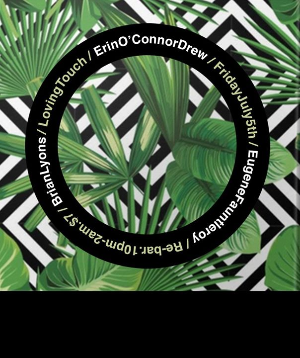 FridayJuly5th / LovingTouchw/ Erin O'Connor / Fauntleroy / Lyons in Seattle le Fri, July  5, 2019 from 10:00 pm to 02:30 am (Clubbing Gay Friendly)