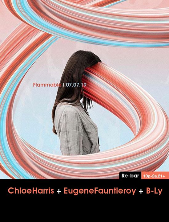 Chloe Harris Rocks Flammable! in Seattle le Sun, July  7, 2019 from 10:00 pm to 02:30 am (Clubbing Gay Friendly)