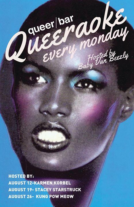 SeattleQueeraoke Mondays2019年 9月11日,21:00(男同性恋 下班后的活动)