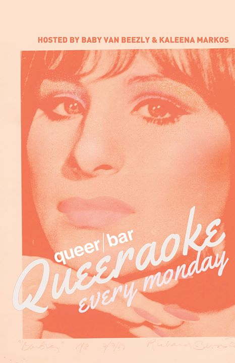 Queeraoke Mondays in Seattle le Mon, March 30, 2020 from 09:00 pm to 11:30 pm (After-Work Gay)