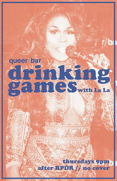 Drinking Games with LaLa em Seattle le qui, 20 junho 2019 21:00-23:00 (After-Work Gay)