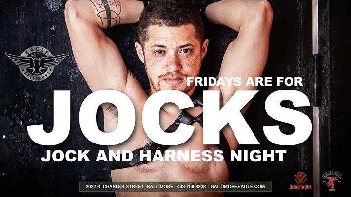 Sweat: Jock & Harness Party in Baltimore le Fri, November  1, 2019 from 09:00 pm to 02:00 am (Clubbing Gay)