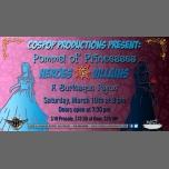 Pommel of Princesses: Heroes vs. Villains à Baltimore le sam. 10 mars 2018 de 20h00 à 23h00 (Clubbing Gay)