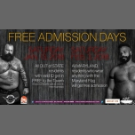 Free Admission Days à Baltimore du 13 janvier au  4 février 2018 (Clubbing Gay)