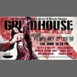 Grindhouse Burlesque at the Nest! February! à Baltimore le ven.  2 février 2018 de 22h30 à 00h00 (Clubbing Gay)