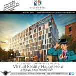 Virtual Reality Happy Hour at The Eagle in Baltimore le Fri, March 16, 2018 from 08:00 pm to 10:00 pm (Clubbing Gay)