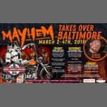 Mayhem Takes Over Baltimore in Baltimore from  2 til March  4, 2018 (Clubbing Gay)