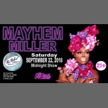 Mayhem Miller RPDR Season 10 at B-Bob's in Mobile le Sat, September 22, 2018 from 11:00 pm to 02:00 am (Clubbing Gay)