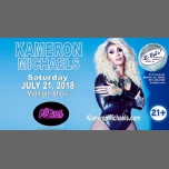 Kameron Michaels RPDR Season 10 at B-Bob's! in Mobile le Sat, July 21, 2018 from 11:00 pm to 02:00 am (After-Work Gay)