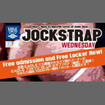 Jock Strap Wednesday in Tokyo le Wed, March 27, 2019 from 09:00 pm to 04:00 am (Sex Gay)