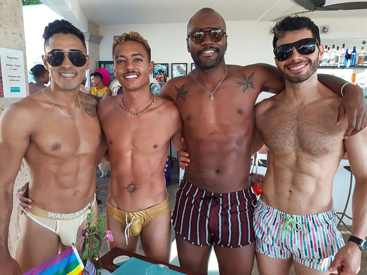 Adam & Steve Pool Party a Puerto Vallarta le sab 18 aprile 2020 13:00-18:00 (After-work Gay)
