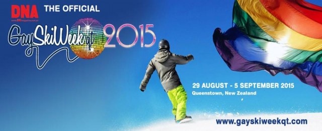 Winter Pride 2020 - Official Event in Queenstown from August 28 til September  6, 2020 (Festival Gay, Lesbian)