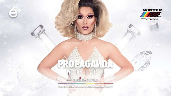 Propaganda White - Winter Pride NZ - SOLD OUT in Queenstown le Sat, September  7, 2019 from 09:00 pm to 03:00 am (Clubbing Gay, Lesbian)