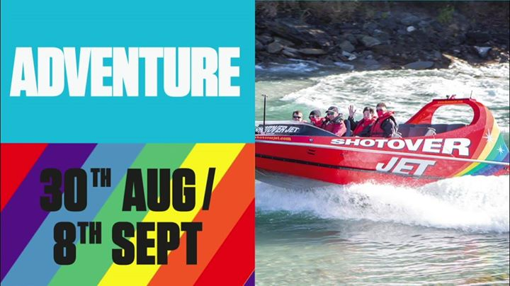 Winter Pride '19 - Official Event in Queenstown from August 30 til September  8, 2019 (Festival Gay, Lesbian)
