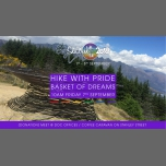 QueenstownHike with Pride to the Basket of Dreams2018年10月 7日,10:00(男同性恋, 女同性恋 体育运动)