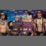 Leather & Lace Party à Queenstown le ven.  7 septembre 2018 de 21h00 à 04h00 (Clubbing Gay, Lesbienne)