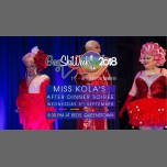 Miss Kola's Cabaret Soiree in Queenstown le Mi  5. September, 2018 20.30 bis 01.00 (After-Work Gay, Lesbierin)