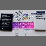 Cards Against Humanity + Pizza Night à Queenstown le jeu.  6 septembre 2018 de 18h00 à 20h00 (After-Work Gay, Lesbienne)