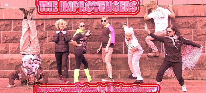 The Improvengers - Improv Comedy Show à Auckland le ven. 15 novembre 2019 de 19h30 à 20h30 (After-Work Gay Friendly, Lesbienne Friendly)