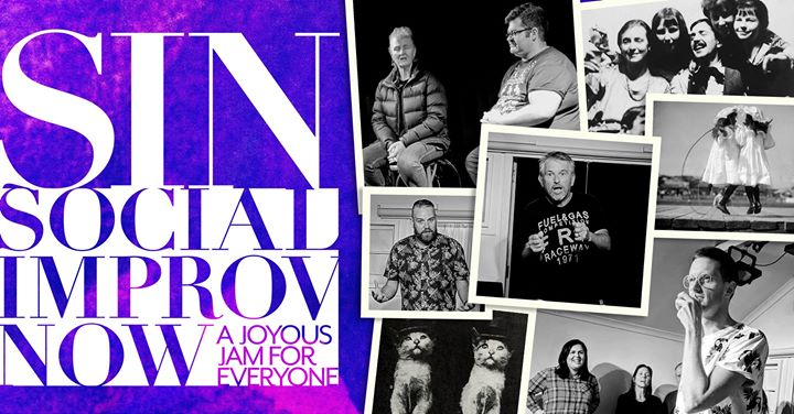 Social Improv Now: Fathers Day Spectacle à Auckland le dim.  1 septembre 2019 de 17h00 à 18h30 (Spectacle Gay Friendly, Lesbienne Friendly)