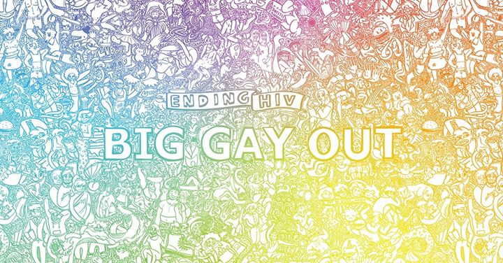 Ending HIV Big Gay Out: 21st Birthday in Auckland le Sun, February  9, 2020 from 12:00 pm to 07:00 pm (Festival Gay, Lesbian, Trans, Bi)