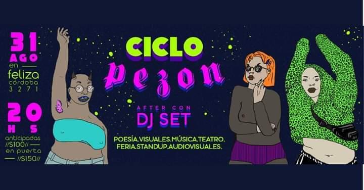 Ciclo Pezón // Tercera Edición a Buenos Aires le sab 31 agosto 2019 20:00-04:00 (Cinema Gay)
