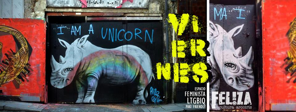 Viernes Unicornix ♡ Amor QUEER ♡ Comunidad LGTBiq+ in Buenos-Aires le Wed, July 24, 2019 from 07:00 pm to 05:00 am (Meetings / Discussions Gay)