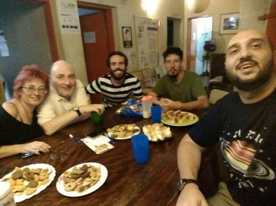 Living de SIGLA en Buenos-Aires le sáb 29 de junio de 2019 16:00-20:00 (Reuniones / Debates Gay, Lesbiana, Trans, Bi)