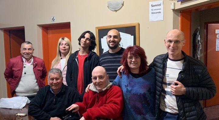Living de SIGLA en Buenos-Aires le sáb  9 de noviembre de 2019 16:00-20:00 (Reuniones / Debates Gay, Lesbiana, Trans, Bi)