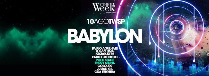 Babylon São Paulo in São Paulo le Sat, August 10, 2019 from 11:30 pm to 09:59 am (Clubbing Gay, Lesbian)