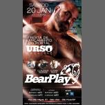 BearPlay | 20 jan às 22h à São Paulo le sam. 20 janvier 2018 de 22h00 à 06h00 (Clubbing Gay)