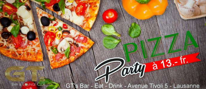 Pizza Party in Lausanne le Do 15. August, 2019 19.00 bis 01.00 (After-Work Gay)