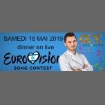 洛桑Dinner Eurovision2019年 7月18日,19:00(男同性恋 下班后的活动)