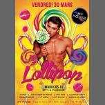 LolliPop à Lausanne le ven. 30 mars 2018 de 19h00 à 05h00 (Clubbing Gay, Lesbienne, Hétéro Friendly)