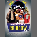 Rainbow à Lausanne le sam.  7 avril 2018 de 19h00 à 05h00 (Clubbing Gay, Lesbienne, Hétéro Friendly)