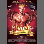 Single PARTY à Lausanne le ven. 20 avril 2018 de 19h00 à 05h00 (Clubbing Gay, Lesbienne, Hétéro Friendly)